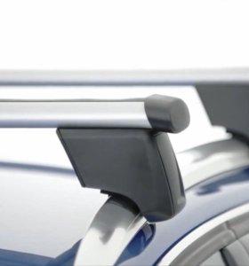 Оригинальные рейлинги на Audi Q5