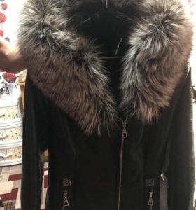 Кожаная куртка !!!! Натуральная !!!