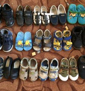 Кеды. Сандалии. Кроссовки. Ботинки. Макасины.