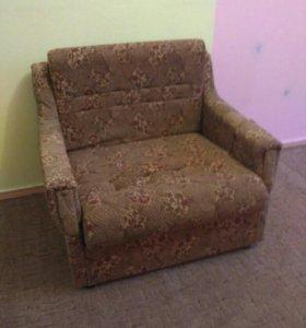 Кресло-кровать 2 штуки