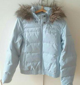 Зимняя куртка-пуховик Columbia