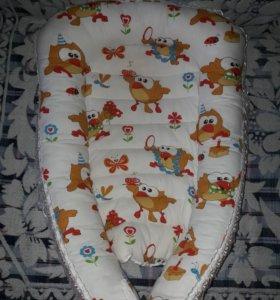 Кокон-гнездышко для малыша.