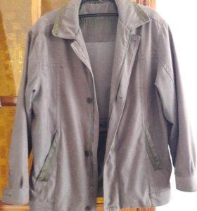 Куртки муж 50р-р