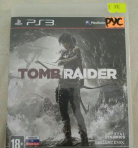 """Игра PS3 """"Tomb Raider"""""""