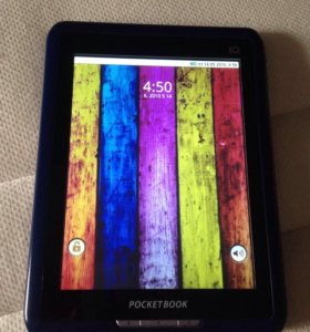 Электронная книга PockеtBook IQ 701 Blue