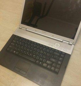Ноутбук Sony vaio vgn-fz11mr