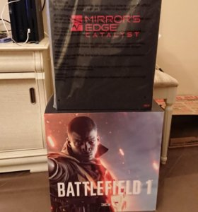 Battlefield 1/Mirror's Edge Collector's Edition