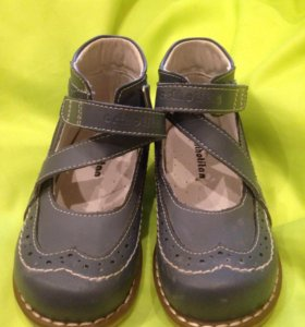 Ортопедические туфли (детские)