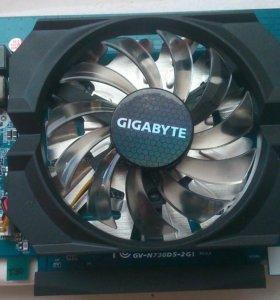 GIGABYTE GeForce GT 730 2GB GDDR5 rev. 2.0