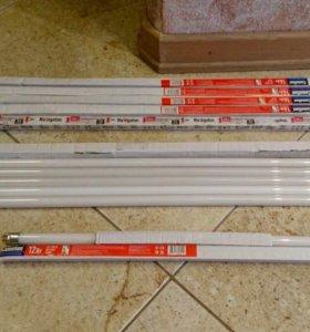 Лампы люминисцентные (12 Вт, 16 Вт, 30 Вт) T4 G5