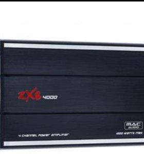 Продам уселитель szx 4000 mac audio