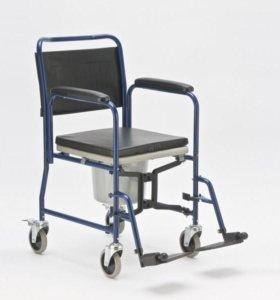 Кресло коляска с оснащением, новая.