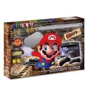 Игровая приставка Dendy Mario 60 игр новая