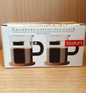 Кружки чайные/кофейные BODUM