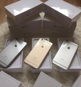 Новые iPhone 6 и другие оригинал магазин