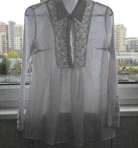 Рубашка, для беременных, Буду Мамой