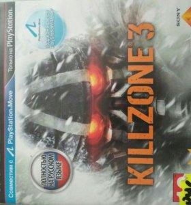 """Игра PS3 """"KILLZONE 3"""""""