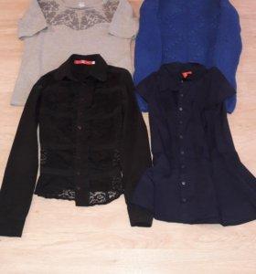 Блузки и кофты