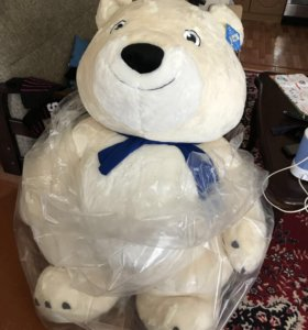 Игрушка, Олимпийский медведь