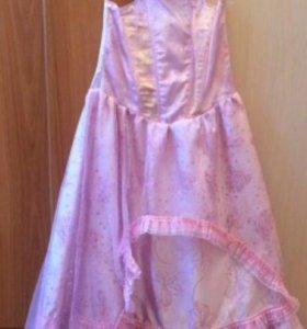 Платье бальное в пол