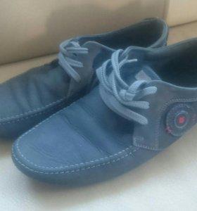 Туфли мужские 39-40.