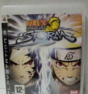 Игра Naruto Ultimate Ninja Storm (PS3)