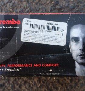 Brembo P54030 Колодки тормозные дисковые передние