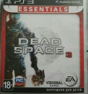 """Игра PS3 """"Dead Space 3"""""""