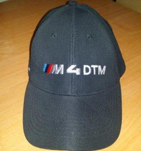 Новая бейсболка BMW M4 DTM / бмв М4 дтм