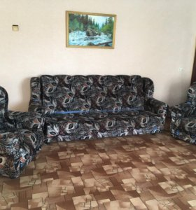 Продам мягкую мебель.