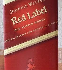 Red Label 4.5 l