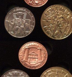 Warcraft коллекционные монеты