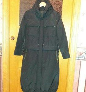 Куртка/пальто на синтепоне