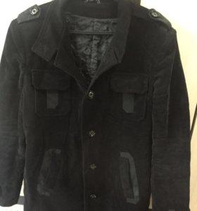 Куртка-пиджак (утепленный)