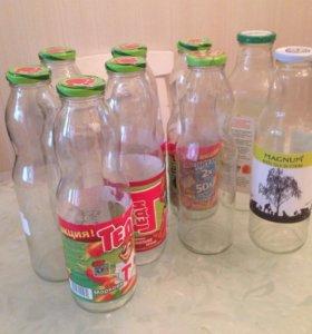 Бутылки Теди для сока, 750мл