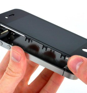 Замена дисплея IPhone 4/4S