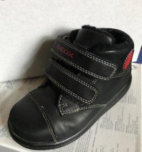 """Демисезонные ботиночки """"Geox"""""""