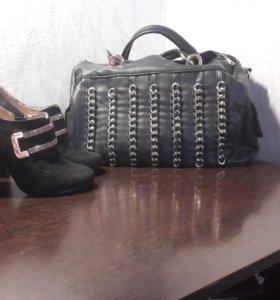 Сумка + обувь