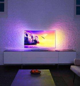 Philips телевизор (55 дюймов)