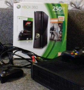 Xbox 360 250gb + Prototype 2 в комплекте
