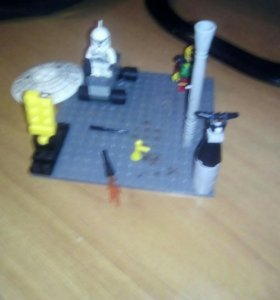 Лего детали 2 чел.
