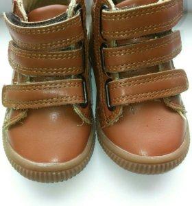 Детские осенние ботинки 20 р