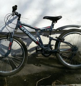 Велосипед Stinger (сборка: Калининград)