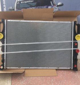 MERCEDES W211 радиаторы