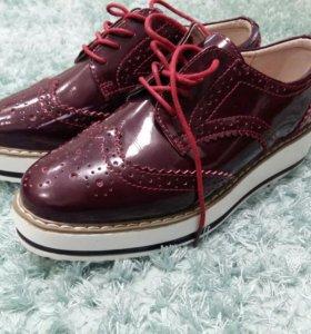 Лоферы, ботинки