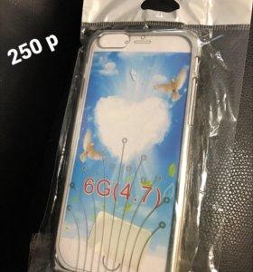 Новые чехлы на iPhone 5,6