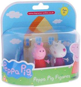 Игровой набор Peppa Pig Пеппа и Сьюзи