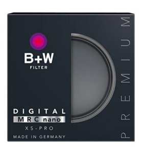Поляризационный светофильтр B+W XS-Pro