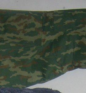 Теплые брюки комуфляж для охоты,рыбалки,спецохраны
