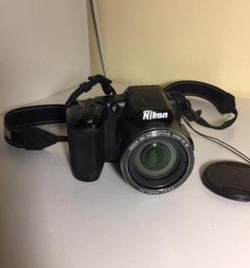 Цифровая фотокамера Nikon coolpix l840